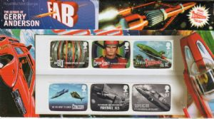 2011 Pack Number 449 Gerry Anderson Presentation Pack